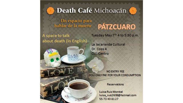 Death Cafe Patzcuaro