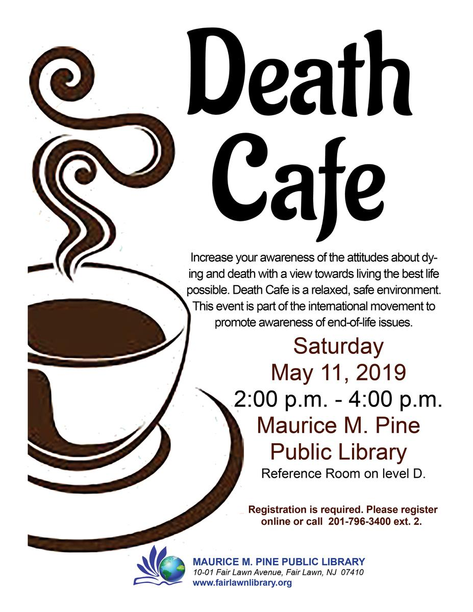 Bergen County Death Cafe