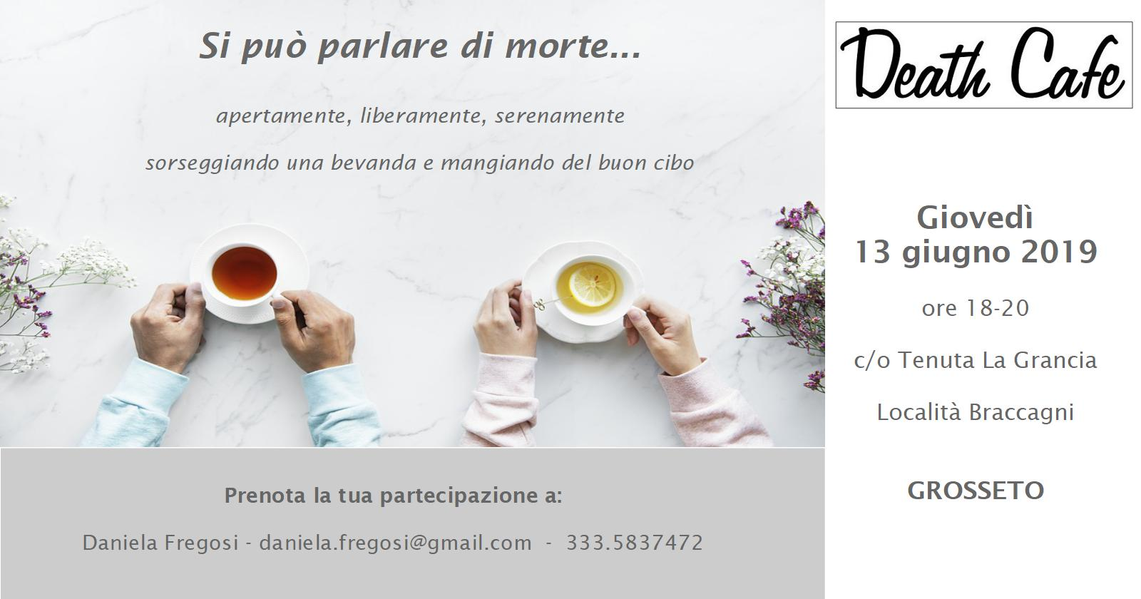 Death Cafe a Grosseto