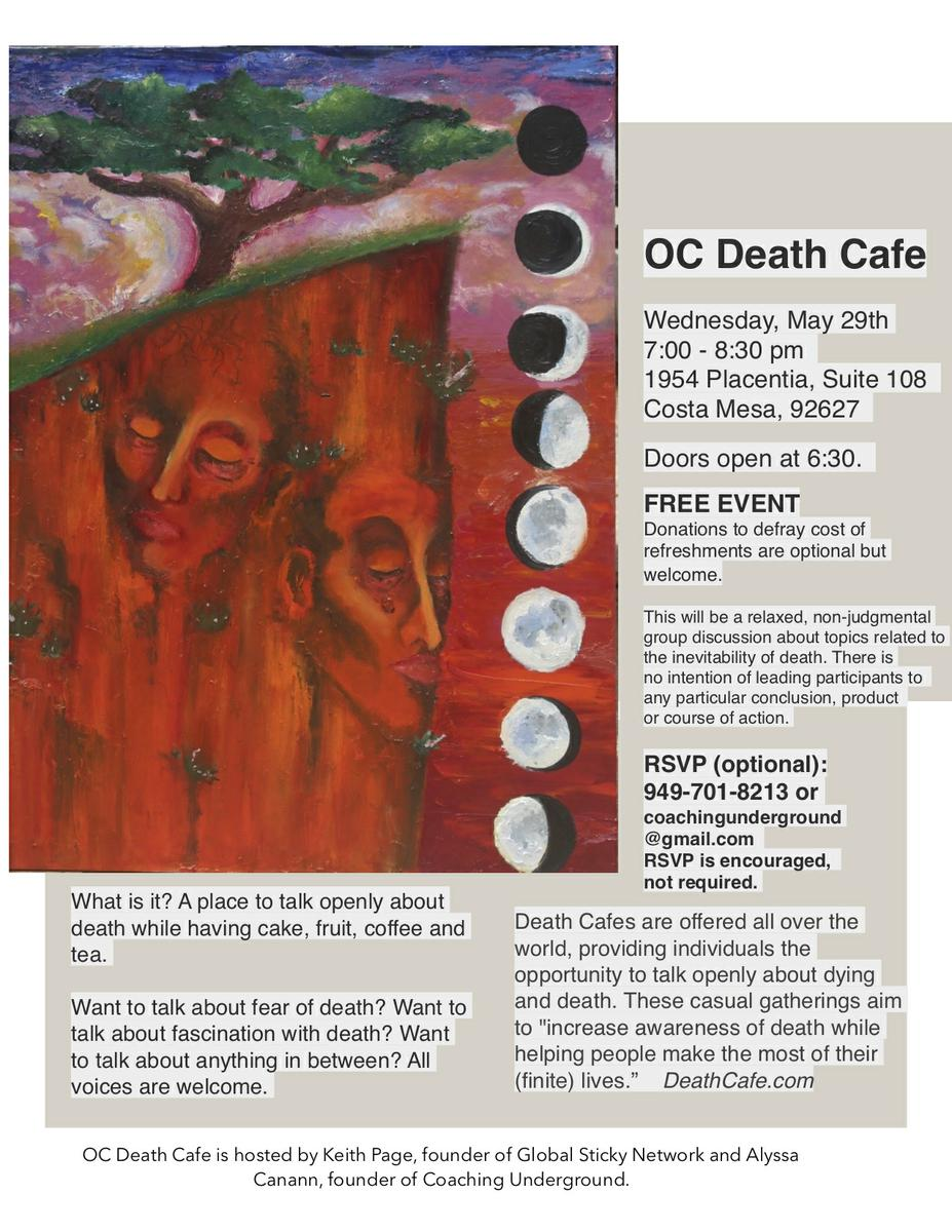 OC Death Cafe