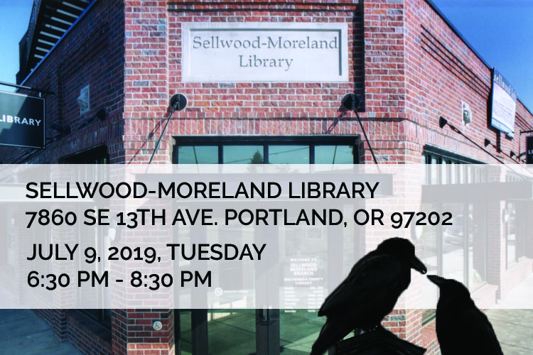 PDX Death Cafe at Sellwood-Moreland Library