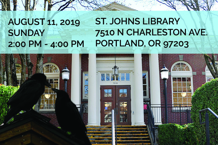 PDX Death Cafe at St John's Library