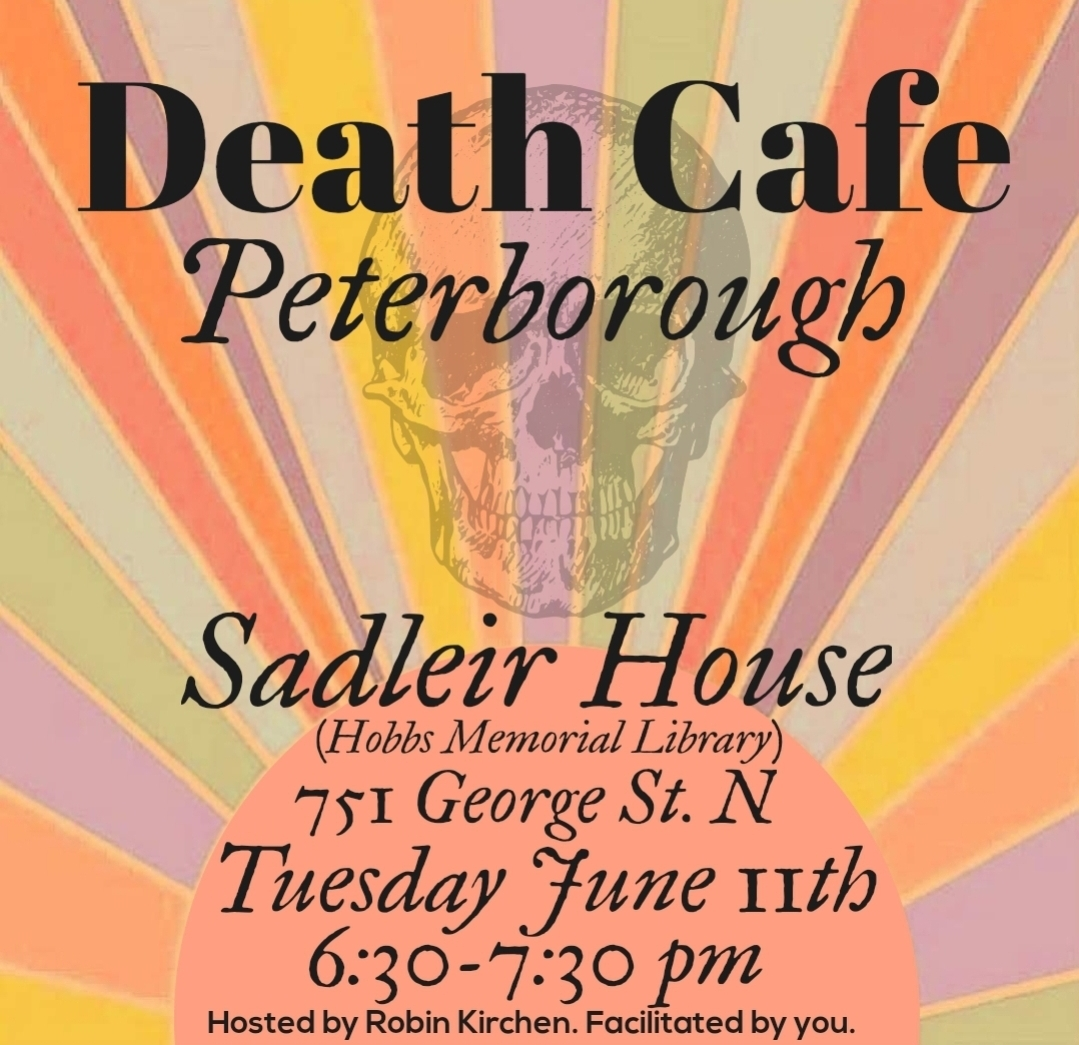 Peterborough ON Death Cafe