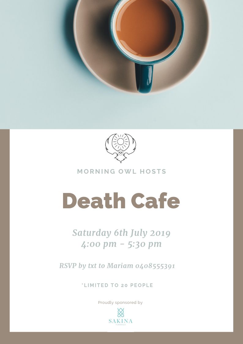 Death Cafe in Auburn