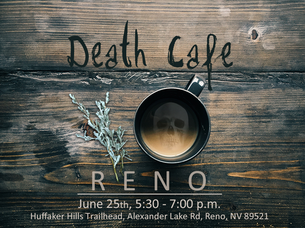 Death Cafe in Reno