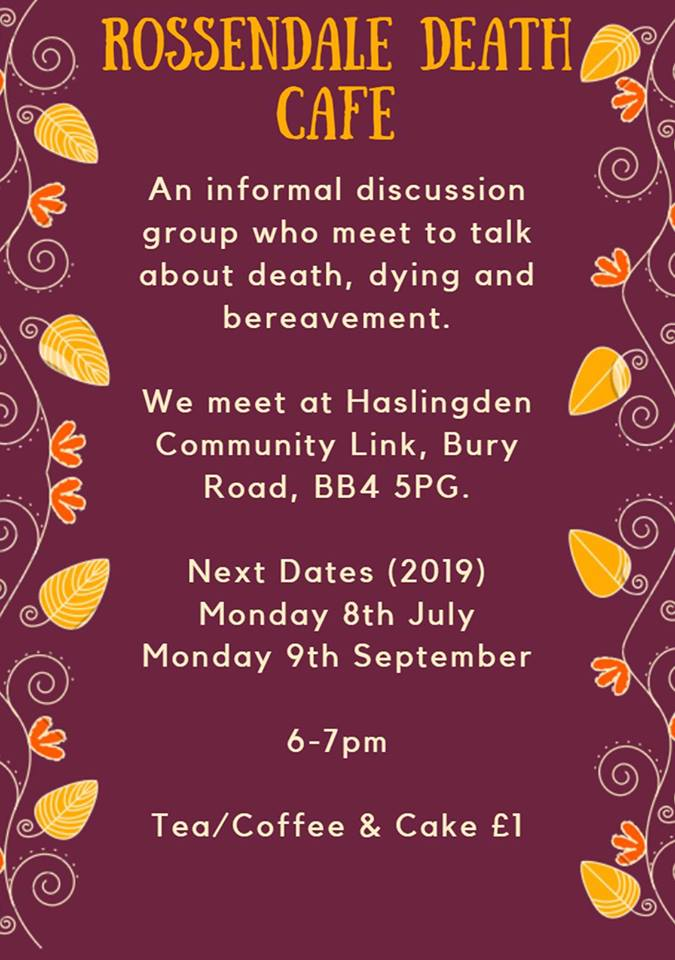 Haslingden Death Cafe