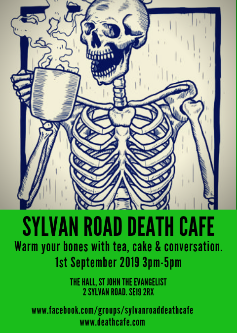 Sylvan Road Death Cafe Norwood