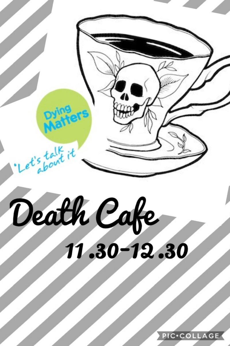 King George Hospital Death Cafe Ilford