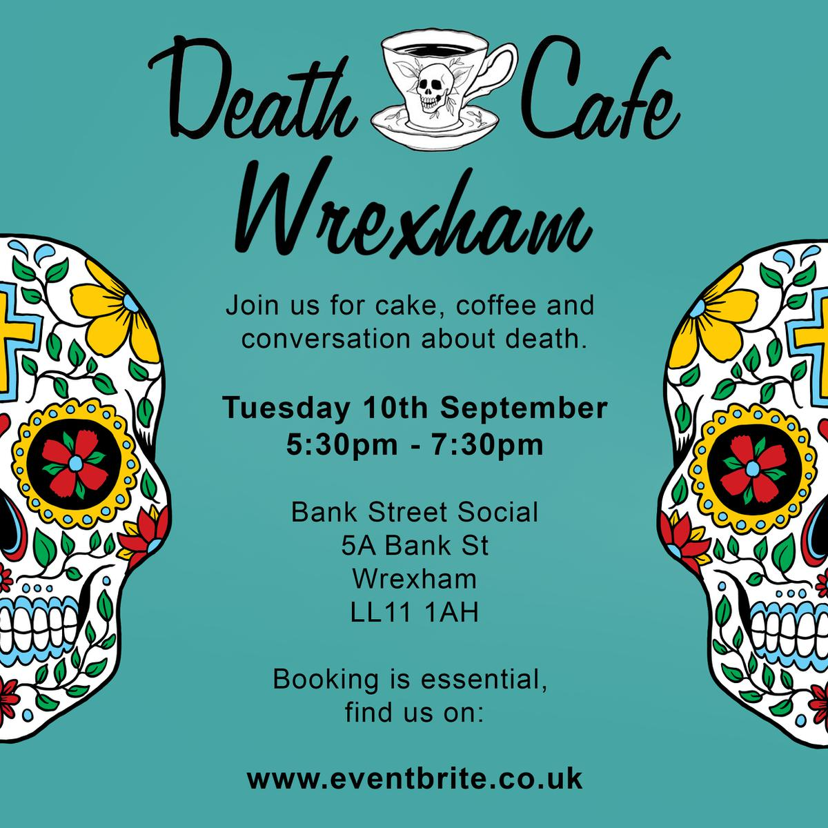 Wrexham Death Cafe