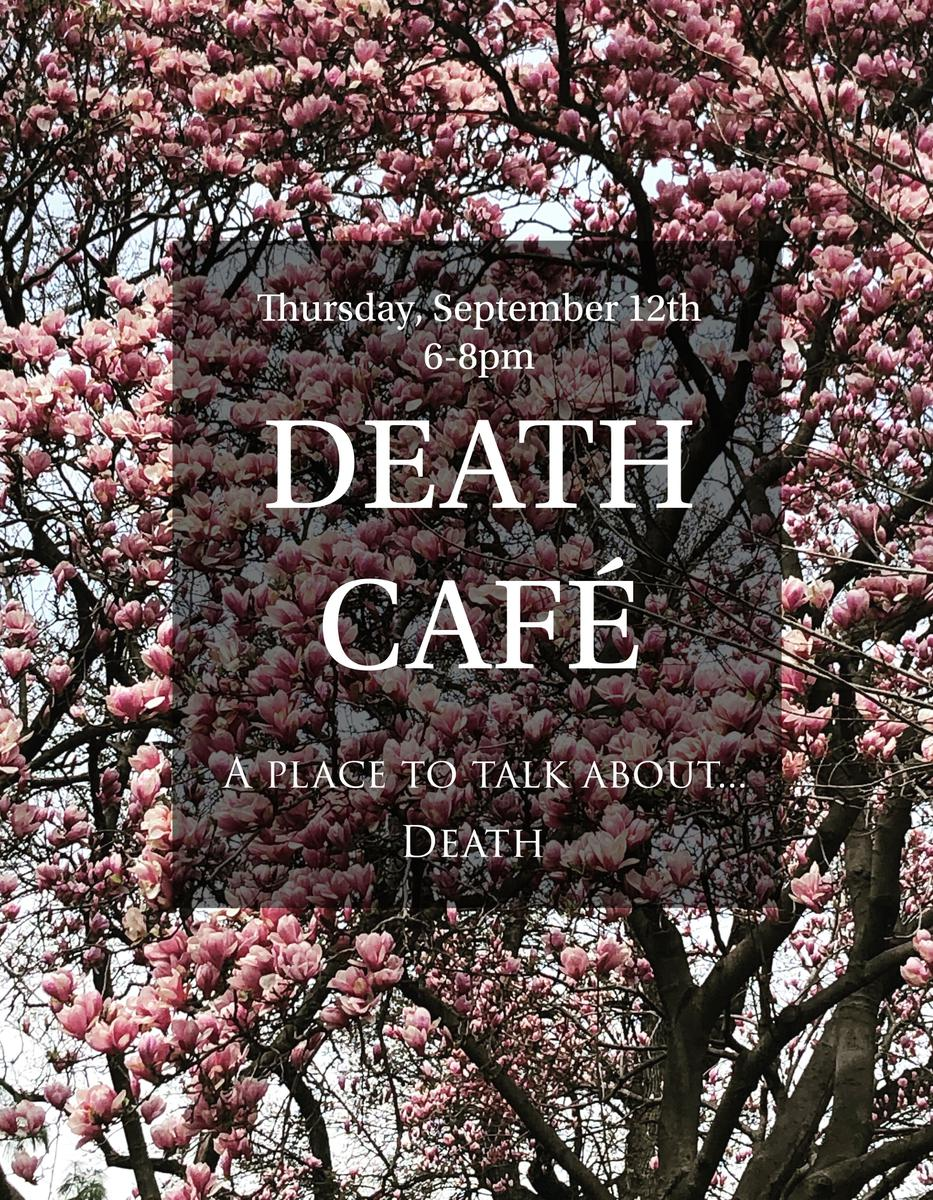 """Cake AND Death"": A Wallingford Death Cafe"