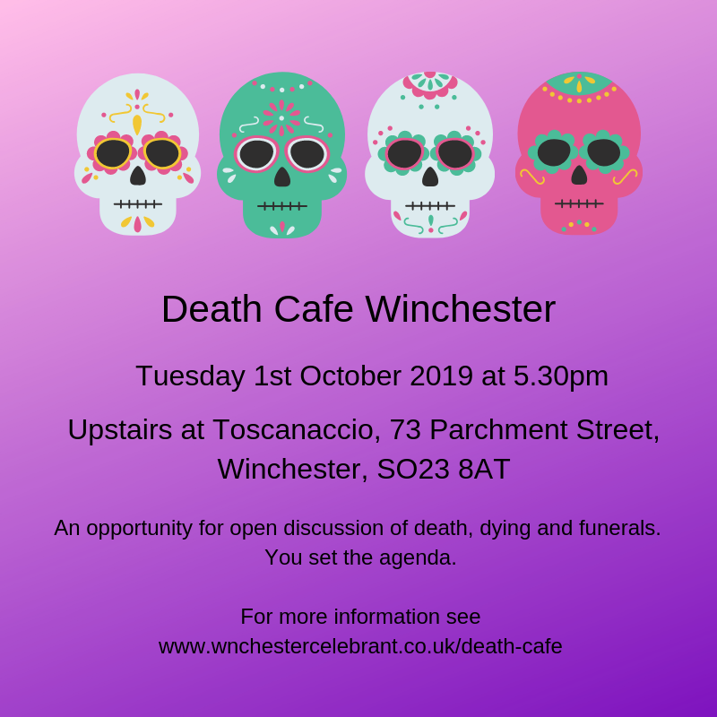 Death Cafe Winchester