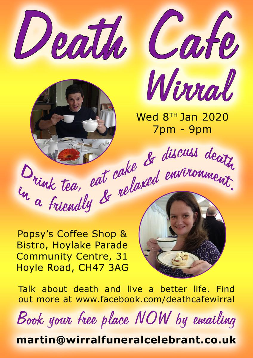 Death Cafe Wirral