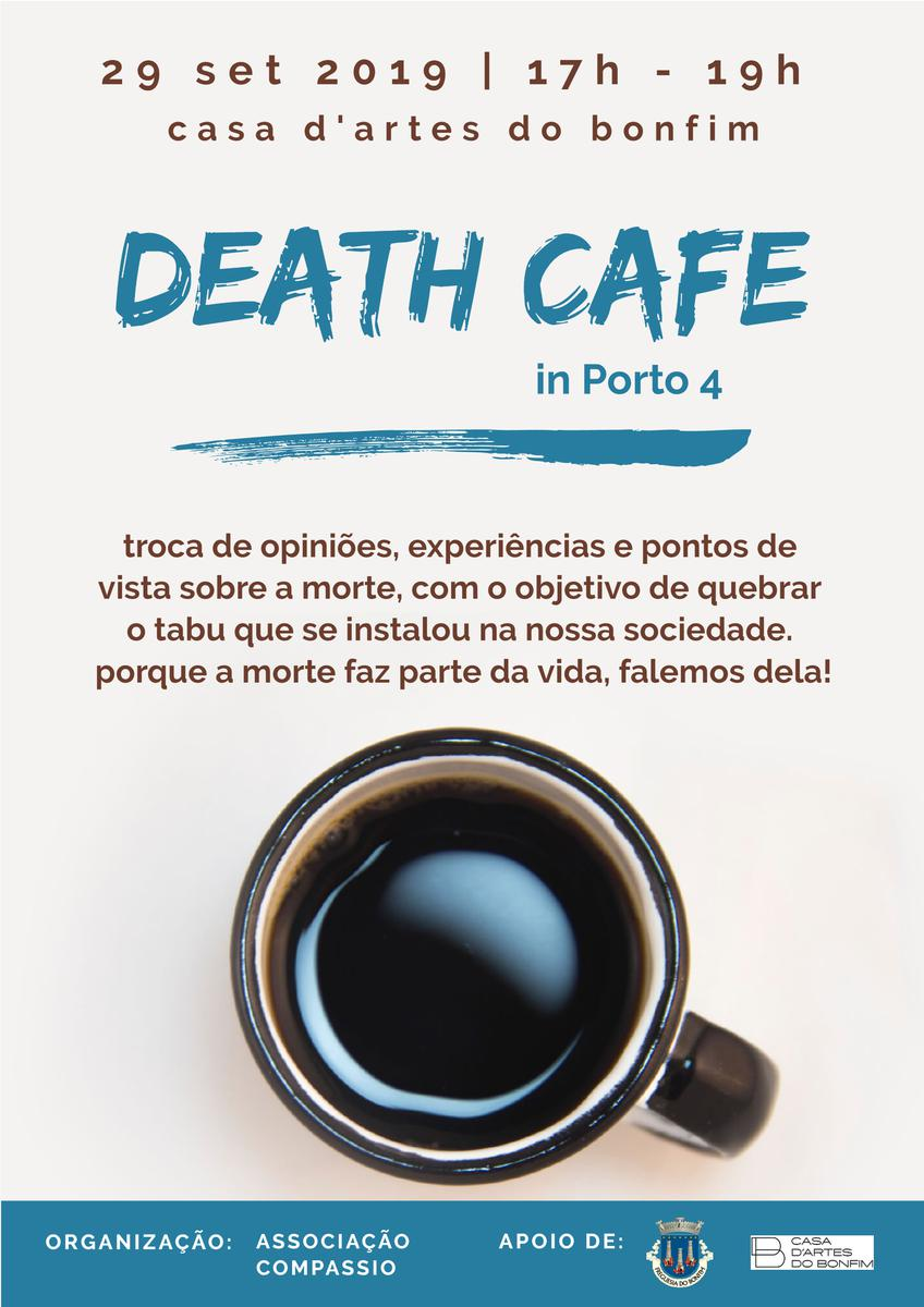 Death Cafe in Porto 4