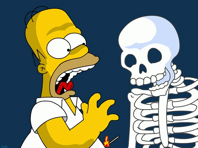 The Simpsons & death