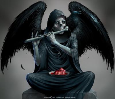 art death angel