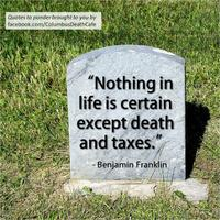 Death and Taxes