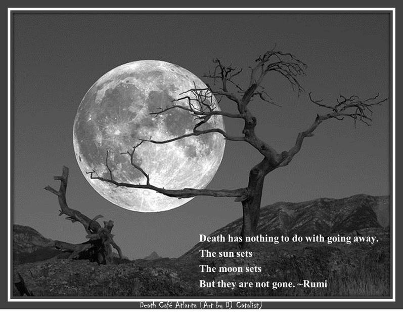 Art Rumi On Death