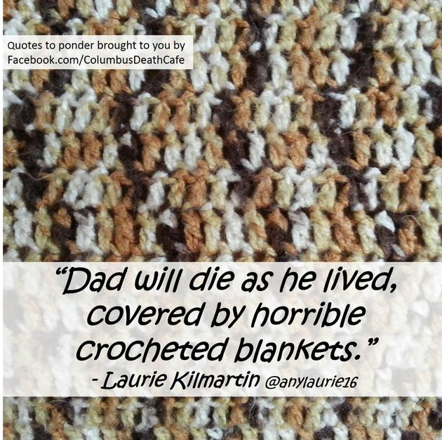 Quotes to Ponder - Crochet