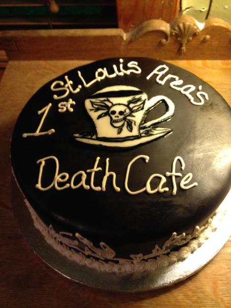 St. Louis Area's First Death Cafe