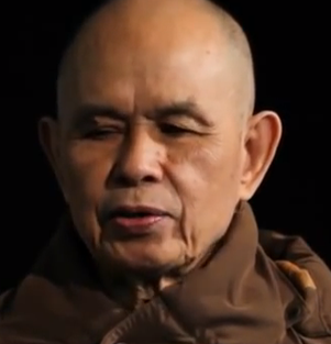 """Contemplating Happiness"" talk by Thich Nhat Hanh"
